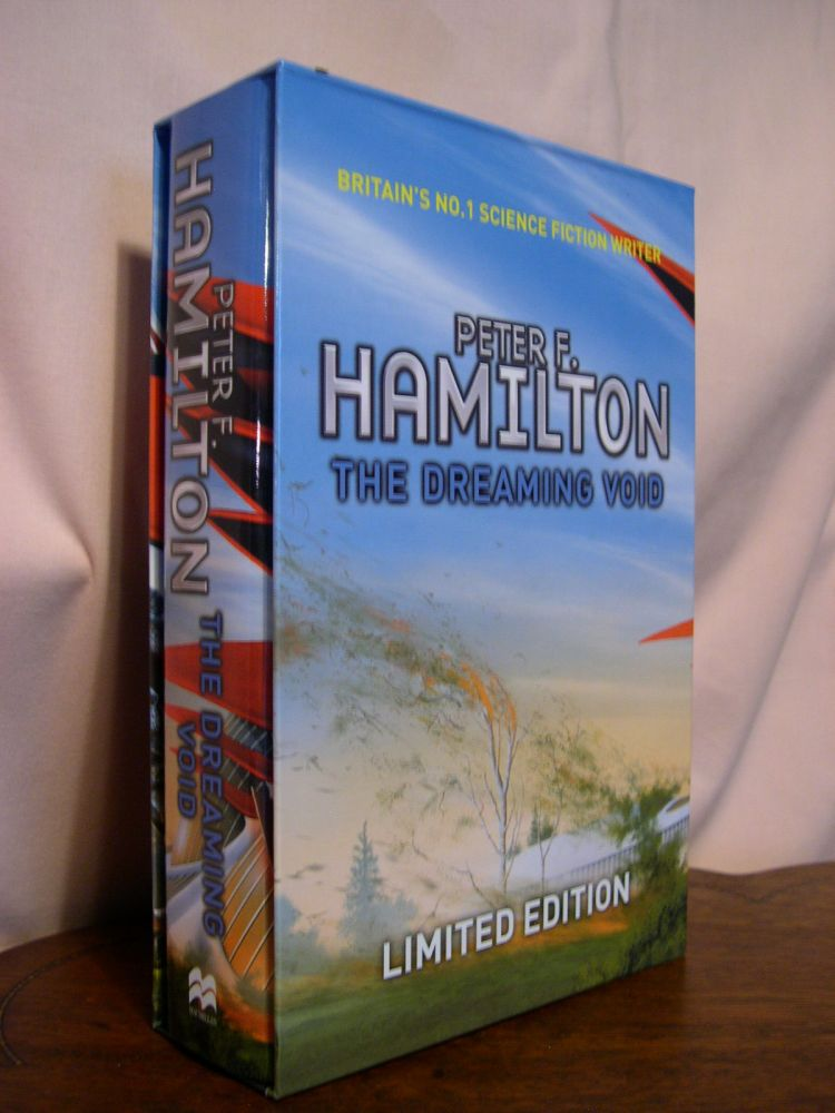 THE DREAMING VOID: PART ONE OF THE VOID TRILOGY. Peter F. Hamilton.