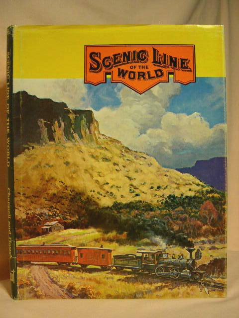 SCENIC LINE OF THE WORLD and BLACK CANON REVISITED; THE STORY OF AMERICA'S ONLY NARROW GAUGE TRANSCONTINENTAL. Gordon Chappell, Cornelius W. Hauck.