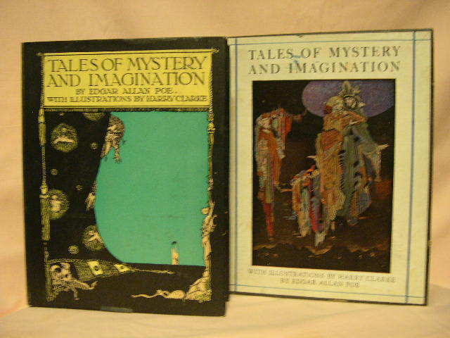 TALES OF MYSTERY AND IMAGINATION. Edgar Allan Poe.