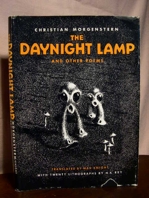 THE DAYNIGHT LAMP AND OTHER POEMS. Christian Morgenstern.