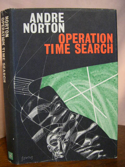 OPERATION TIME SEARCH. Andre Norton.