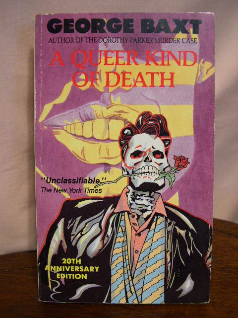 A QUEER KIND OF DEATH. George Baxt.
