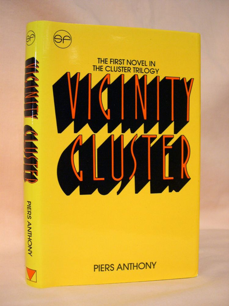 VICINITY CLUSTER. Piers Anthony.