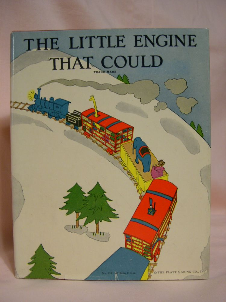 THE LITTLE ENGINE THAT COULD. Watty Piper.