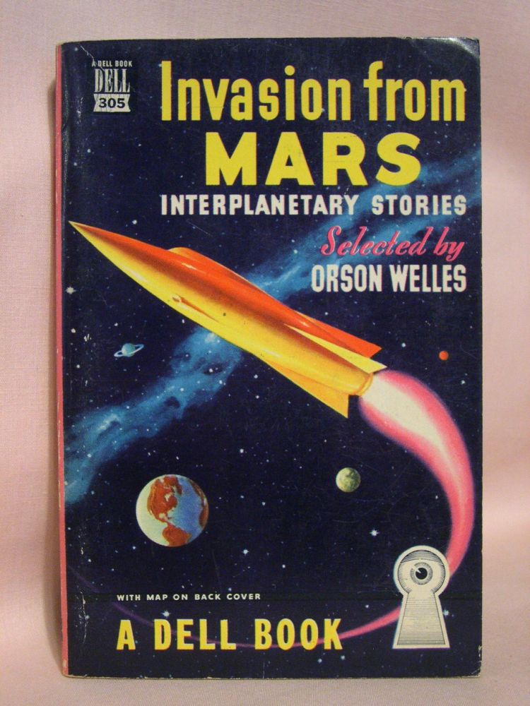 INVASION FROM MARS, INTERPLANETARY STORIES. Orson Welles.