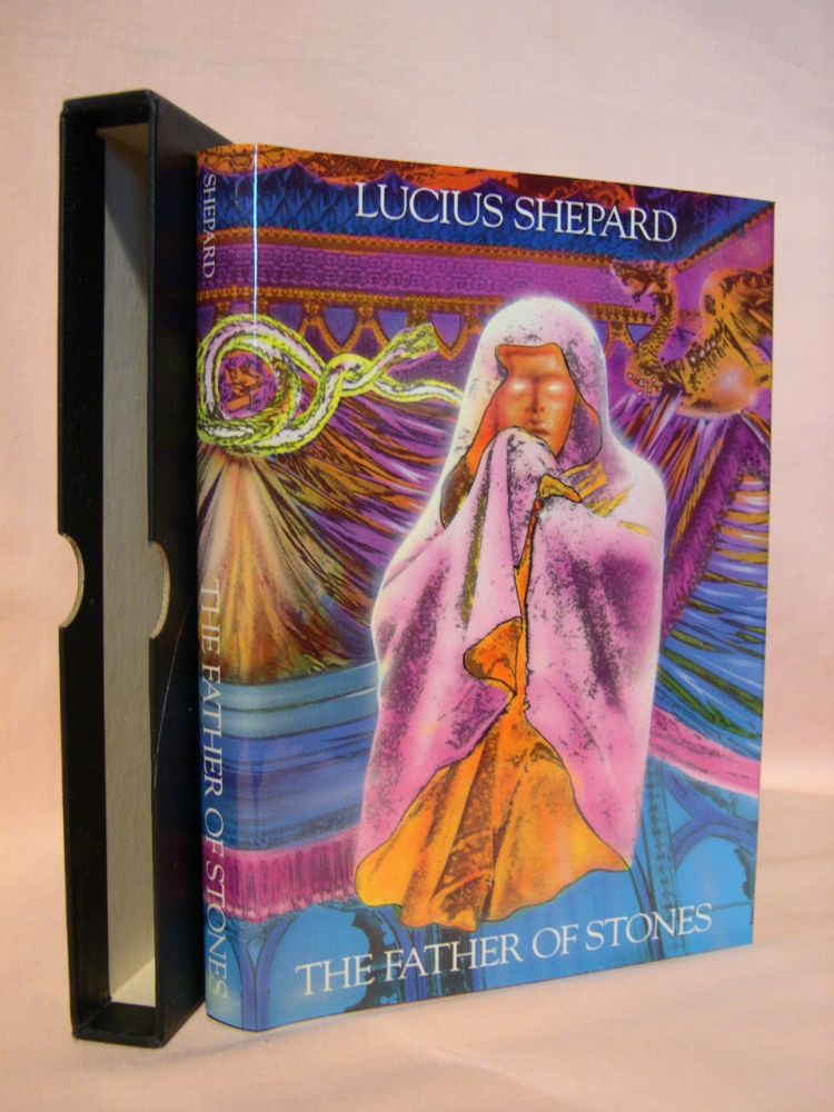 THE FATHER OF STONES. Lucius Shepard.