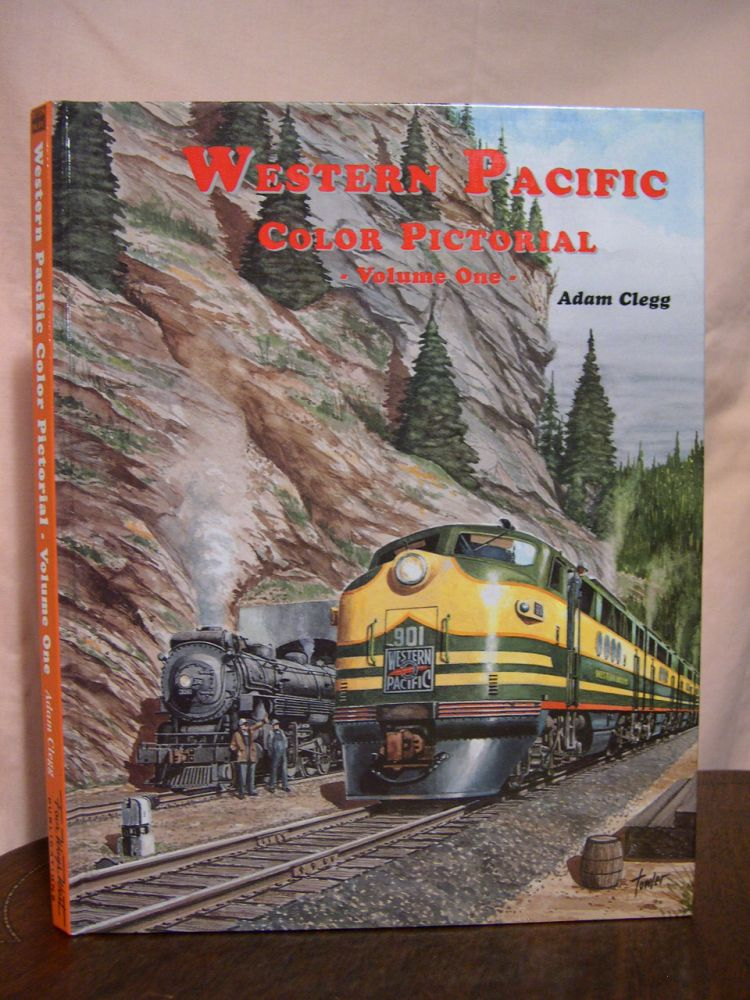 WESTERN PACIFIC COLOR PICTORIAL: VOLUME ONE. Adam Clegg.