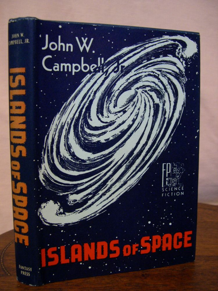 ISLANDS OF SPACE. John W. Campbell, Jr.