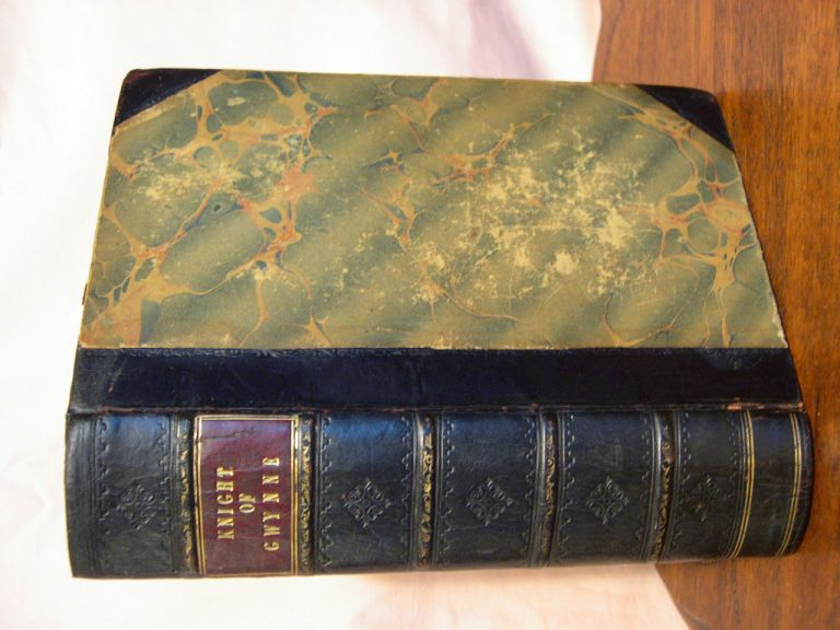 THE KNIGHT OF GWYNNE; A TALE OF THE TIME OF THE UNION. Charles Lever.