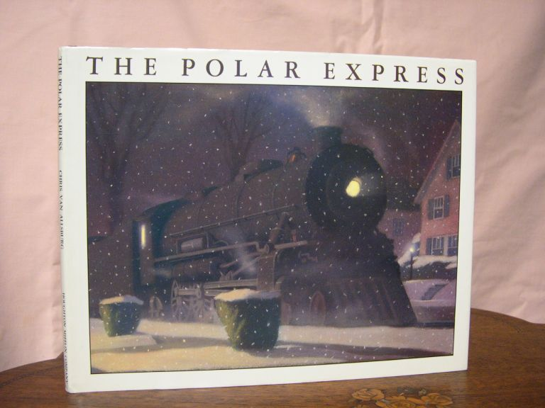 THE POLAR EXPRESS. Chris Van Allsburg.