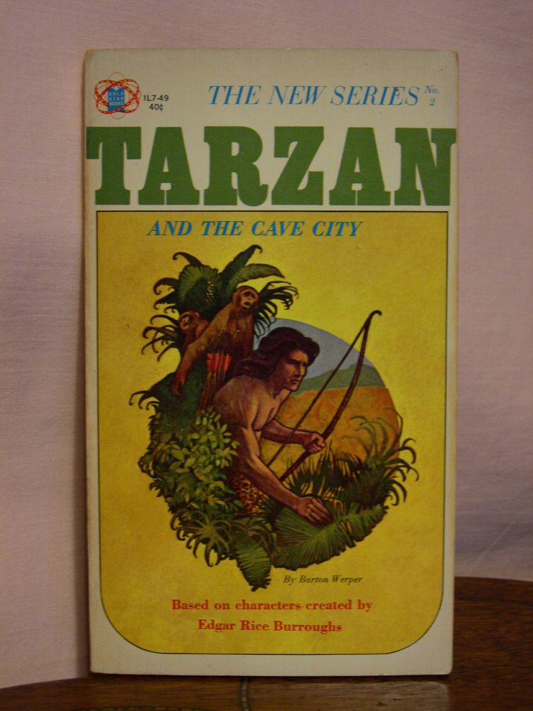 TARZAN AND THE CAVE CITY. Peter T. Scott, Peg O'Neill Scott.