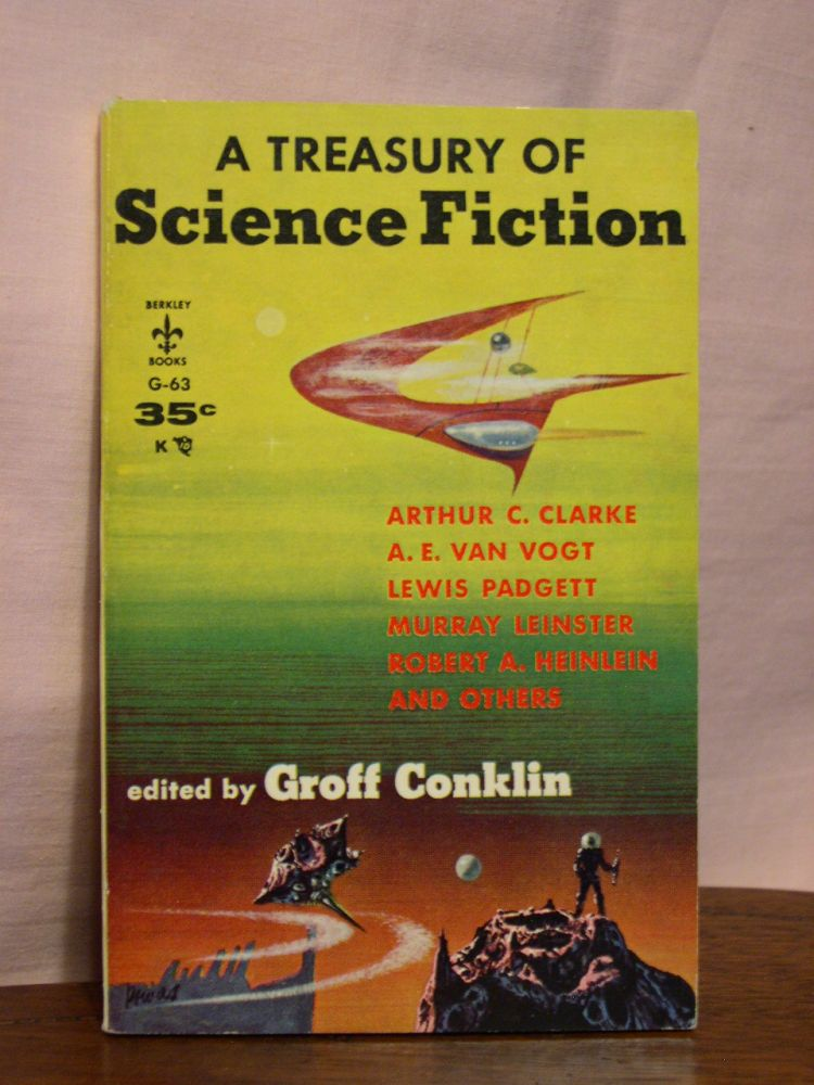 A TREASURY OF SCIENCE FICTION. Groff Conklin.