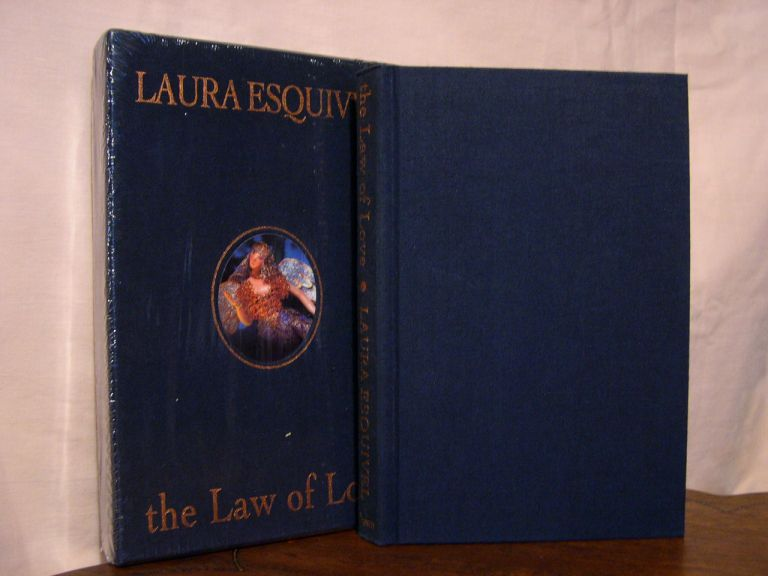 THE LAW OF LOVE. Laura Esquivel.