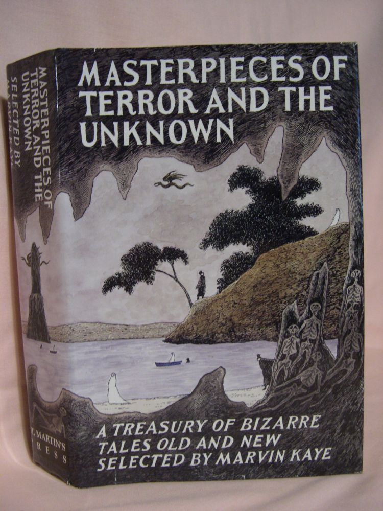 MASTERPIECES OF TERROR AND THE UNKNOWN. Marvin Kaye.