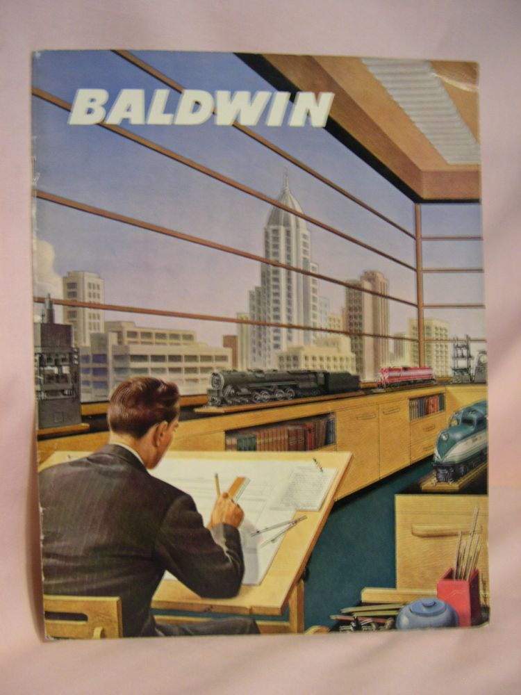 BALDWIN: VOLUME 4, NUMBERS 1 AND 2, 1947