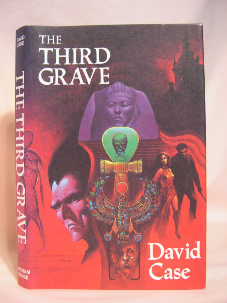 THE THIRD GRAVE. David Case.