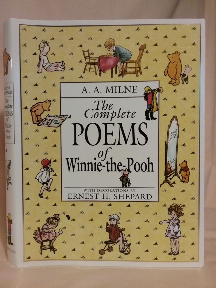 THE COMPLETE POEMS OF WINNIE-THE-POOH. A. A. Milne.