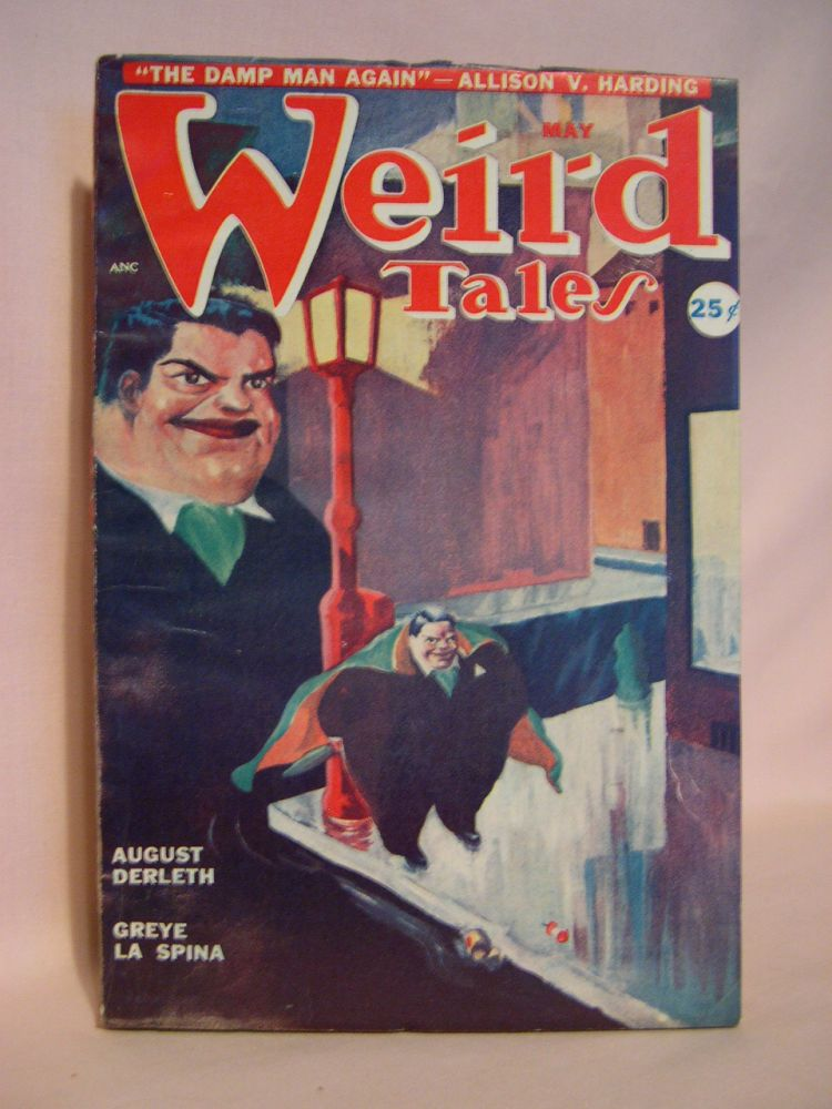 WEIRD TALES, MAY 1949; VOL. 41, NO. 4. D. McIlwraith.