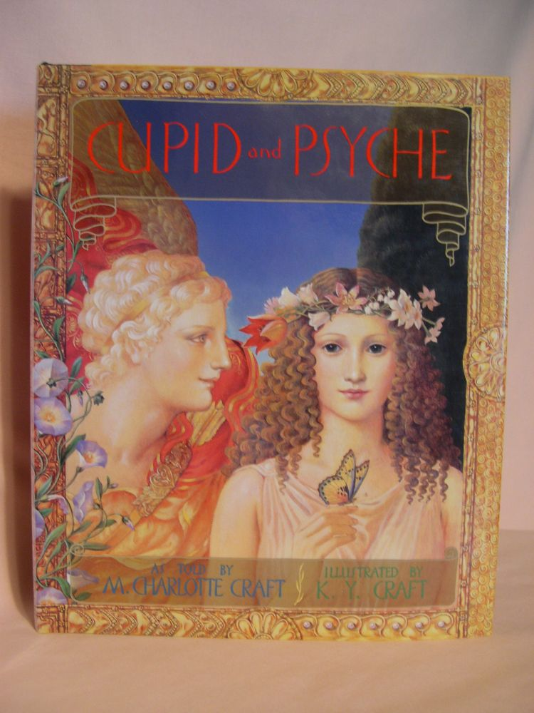 CUPID AND PSYCHE. Charlotte M. as Crafr.