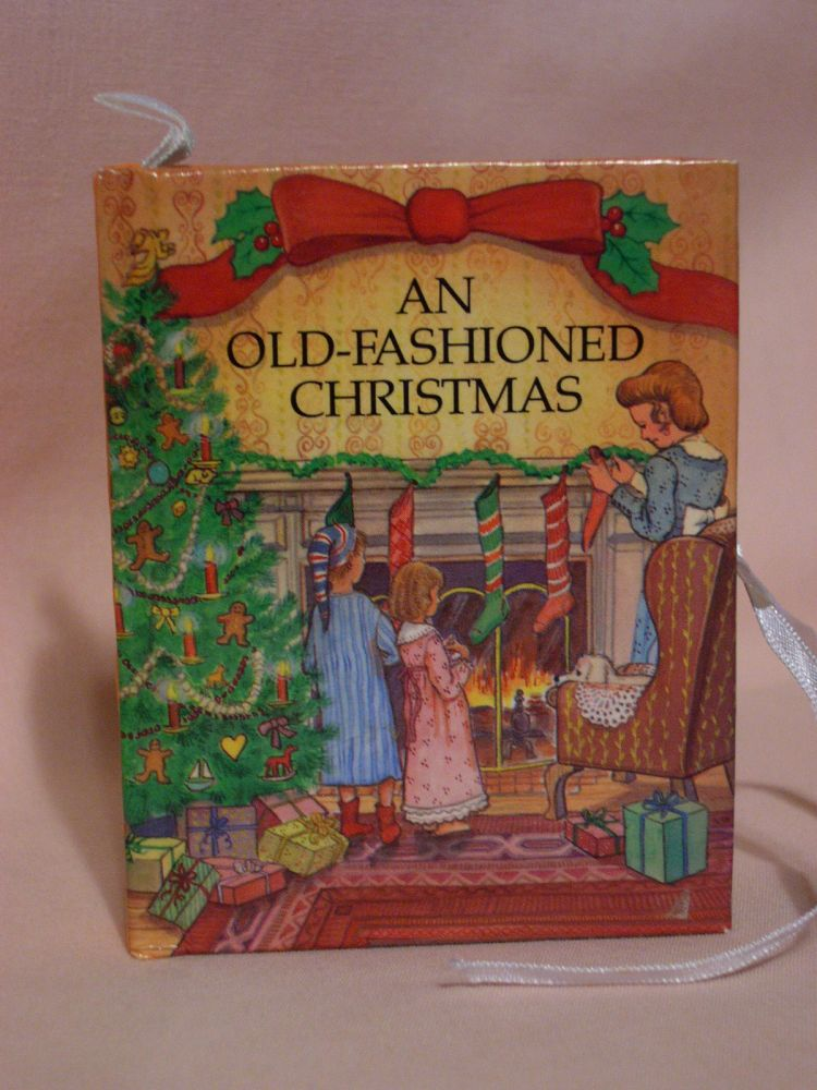 AN OLD-FASHIONED CHRISTMAS. Leslie McGuire.