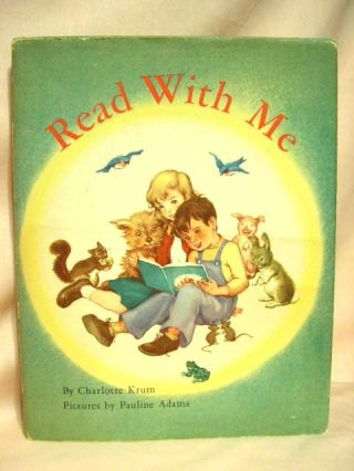READ WITH ME. Charlotte Krum