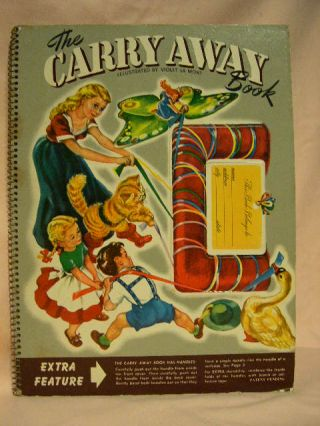 THE CARRY AWAY BOOK; CLASSIC TALES RETOLD. Mary S. Child