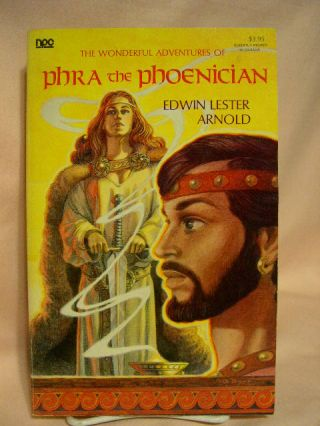 THE WONDERFUL ADVENTURESW OF PHRA THE PHOENICIAN. Edwin Lester Arnold