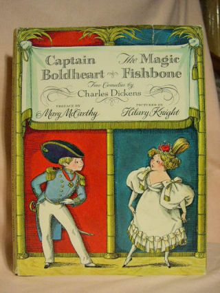 CAPTAIN BOLDHEART and THE MAGIC FISHBONE. Charles Dickens