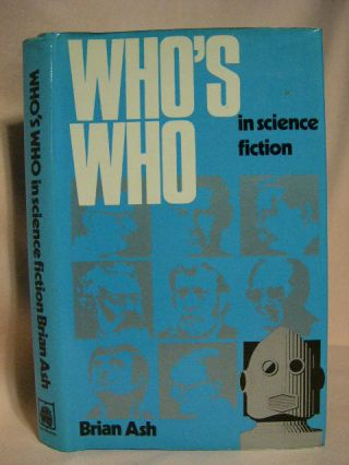 WHO'S WHO IN SCIENCE FICTION. Brian Ash