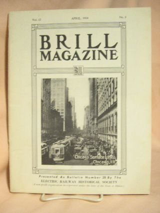 BRILL MAGAZINE; VOL. 12, NO. 5, APRIL, 1924