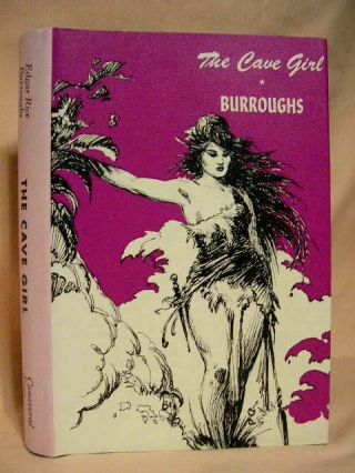 THE CAVE GIRL. Edgar Rice Burroughs.