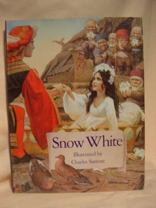 SNOW WHITE. Brothers Grimm