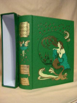 THE GREEN FAIRY BOOK. Andrew Lang