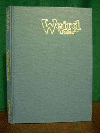 WEIRD TALES: SPECIAL ROBERT BLOCH ISSUE, SPRING 1991. Robert Bloch