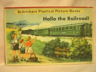 HALLO THE RAILROAD!