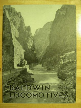BALDWIN LOCOMOTIVES: VOLUME 13, NO. 3; JANUARY, 1935