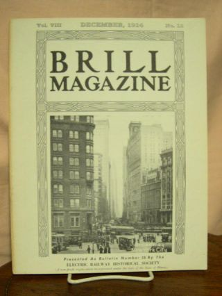 BRILL MAGAZINE; VOL. 8, NO. 12, DECEMBER, 1914