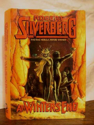 AT WINTER'S END. Robert Silverberg