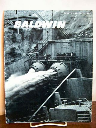 BALDWIN: VOLUME 2, NO. 4; FOURTH QUARTER, 1945