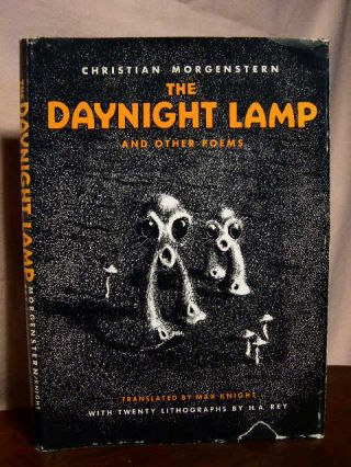 THE DAYNIGHT LAMP AND OTHER POEMS. Christian Morgenstern