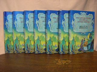 THE WITCH WORLD NOVELS OF ANDRE NORTON, BOOKS 1 THRU 7 (Witch Word, Web of the Witch World, Year of the Unicorn, Three Against the Witch World, Warlock of the Witch World, Sorceress of the Witch World, Spell of the Witch World)
