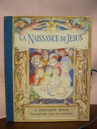 LA NAISSANCE DE JESUS: A PEEPSHOW BOOK [THE BIRTH OF JESUS