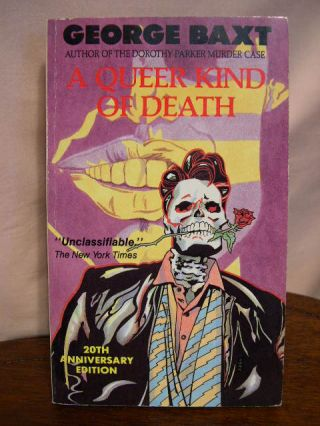A QUEER KIND OF DEATH. George Baxt