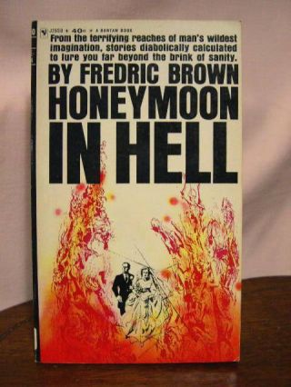HONEYMOON IN HELL. Fredric Brown.
