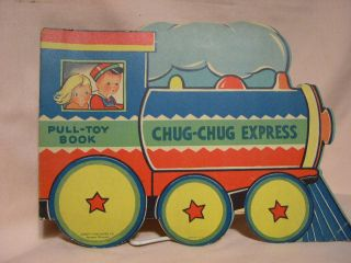 THE CHUG-CHUG EXPRESS