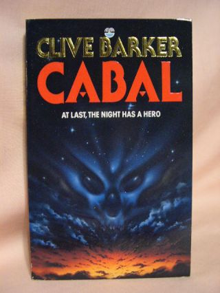 CABAL: THE NIGHTBREED. Clive Barker