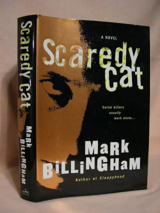 SCAREDY CAT. Mark Billingham
