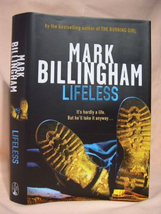 LIFELESS. Mark Billingham