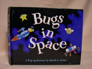 BUGS IN SPACE. David A. Carter