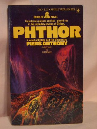PHTHOR. Piers Anthony
